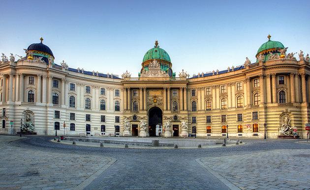 Hofburg palata u Beču
