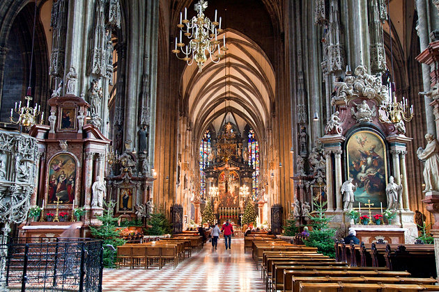 Katedrala Svetog Stefana (Stefansdom)