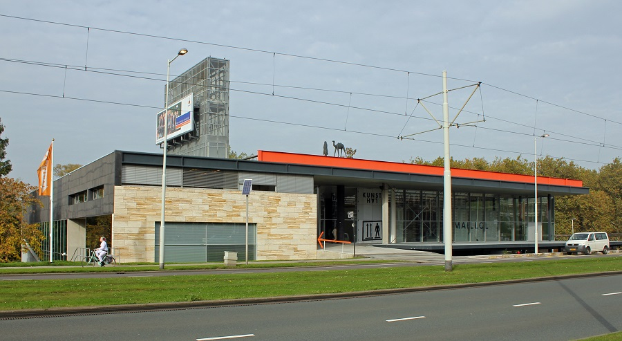 Muzej Kunsthal roterdam