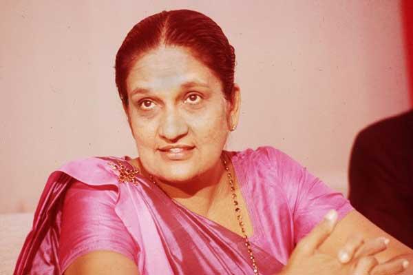 Sirimavo Bandaranaike - prva žena na svetu koja je došla na čelo neke vlade