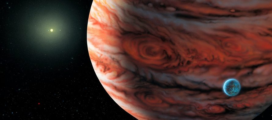 Na Jupiteru ima više vode nego na Zemlji?