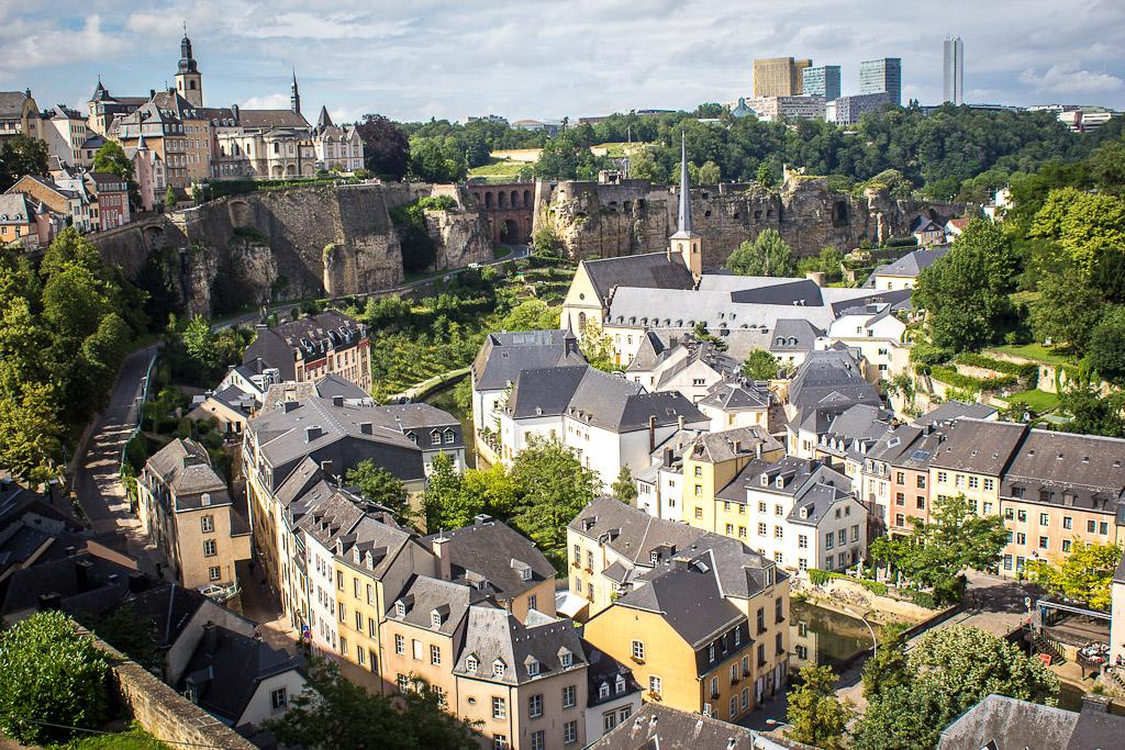 luksemburg drzava