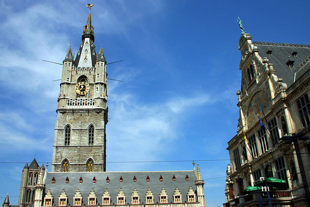 zvonik u gentu