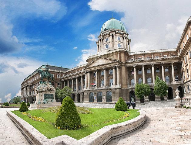 Dvorac Buda madjarska