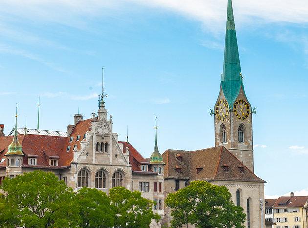 Gradska katedrala cirih