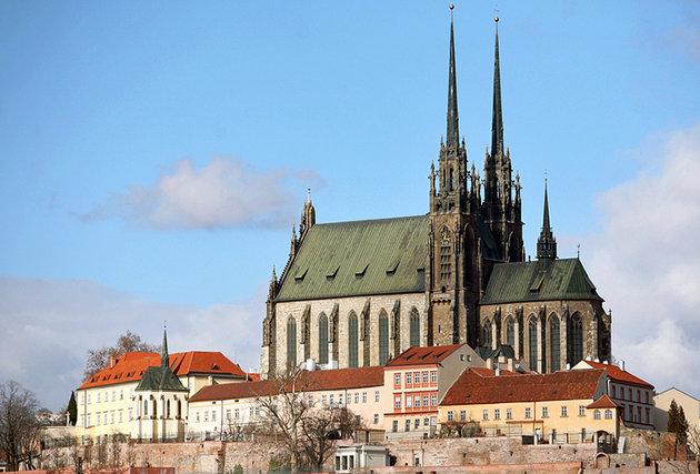Katedrala svetog Petra i Pavla u Brnu