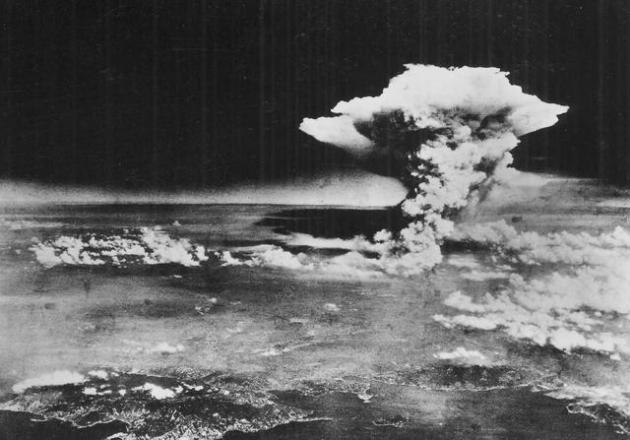 Prva atomska bomba bačena je na Nagasaki