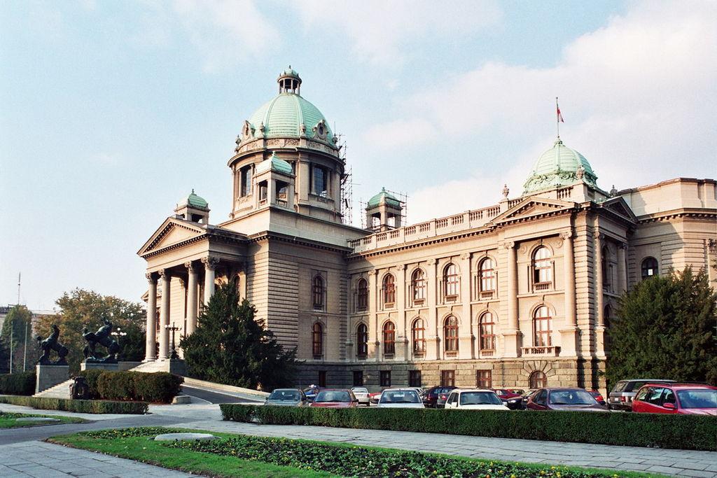 Zgrada Narodne skupštine