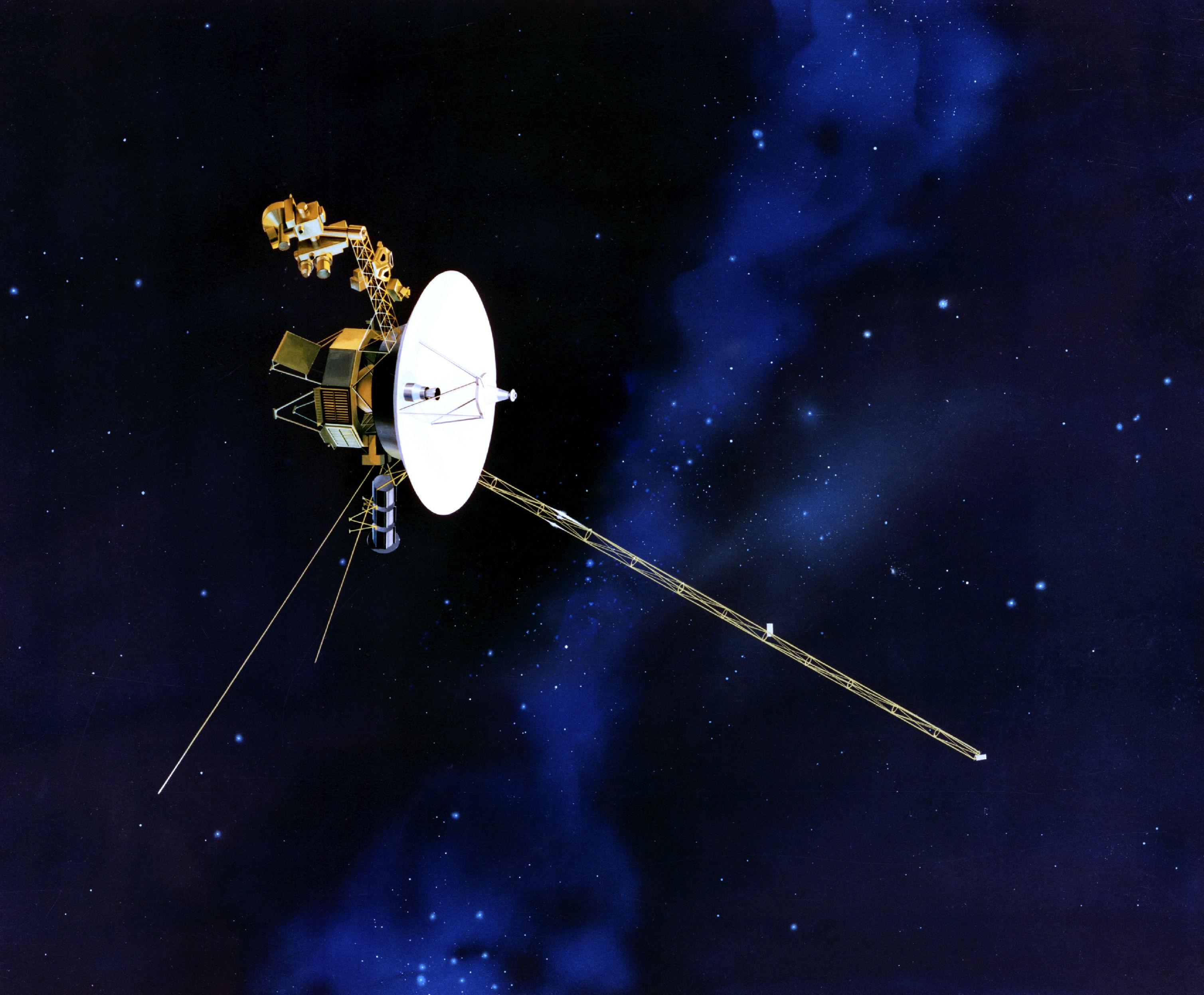 """""""Vojažer 2"""" - letelica koja je poslala prve slike Urana"""