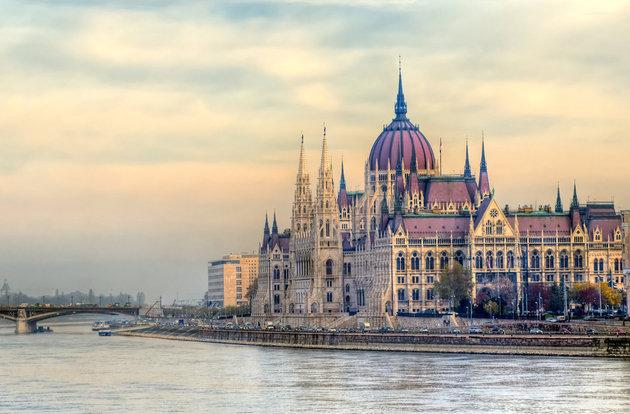zgrada parlamenta budimpesta