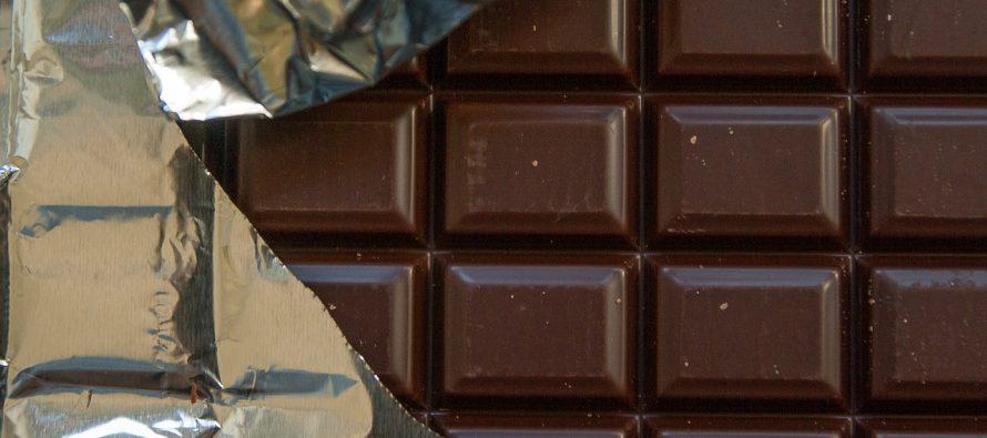 Slovenija: Čokolada za Ginisa