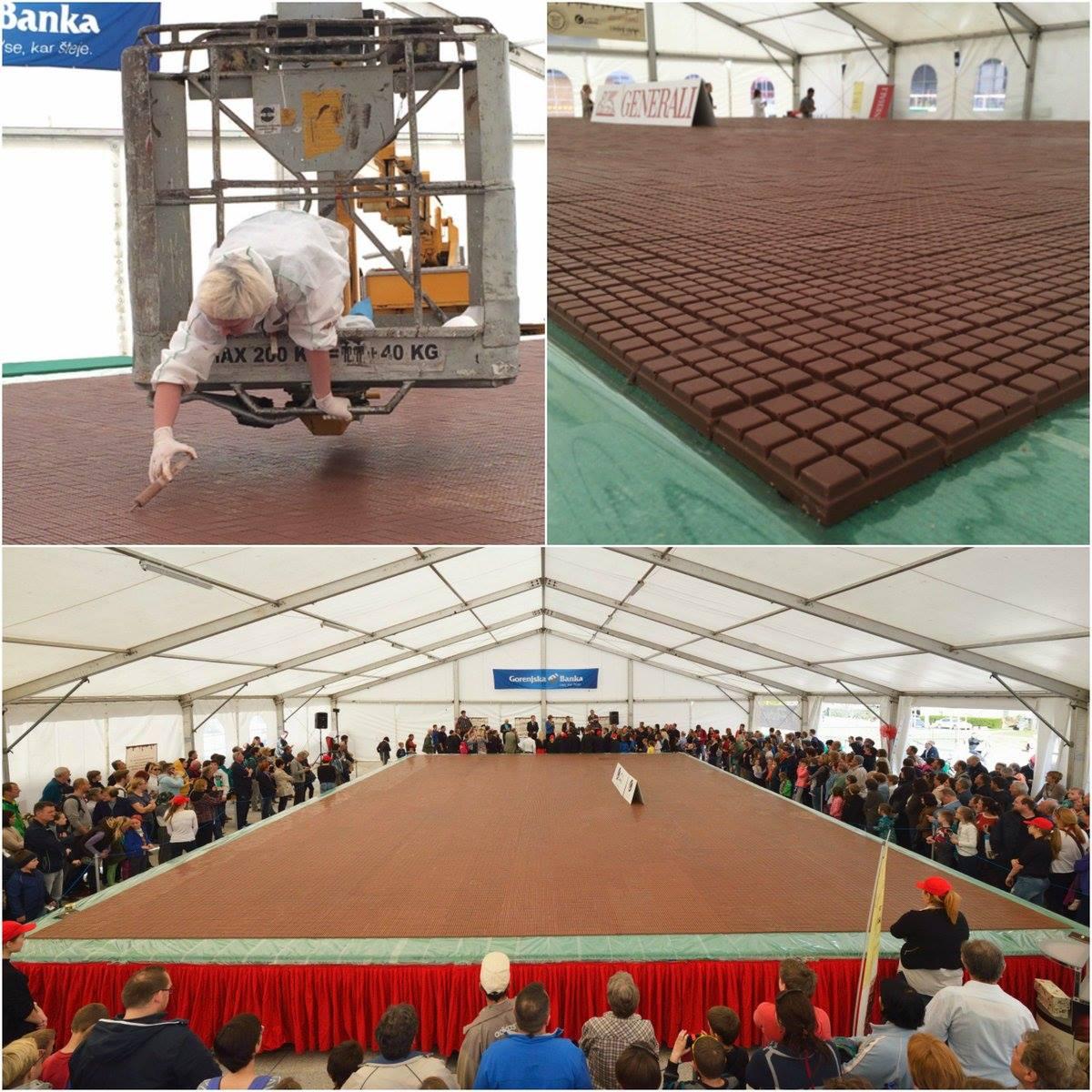 Najveća čokolada na svetu