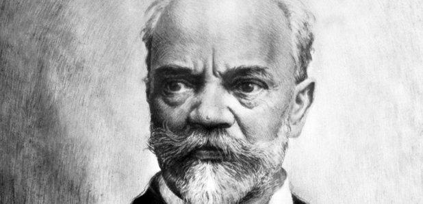 Antonjin Dvoržak