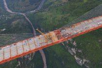Kina: Nakon najvećeg staklenog – i najviši most na svetu