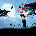 par ljubav ilustracija