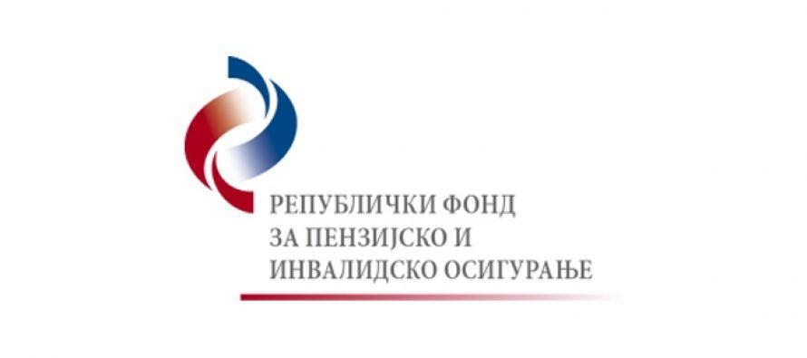 PIO: Dostavljanje potvrda o školovanju do kraja septembra/oktobra