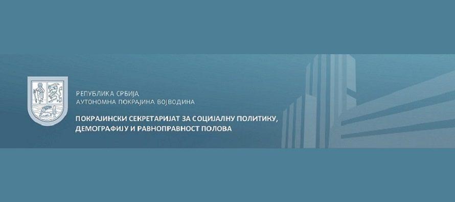 Vojvodina: Predlozi za Priznanje u oblasti ravnopravnosti polova