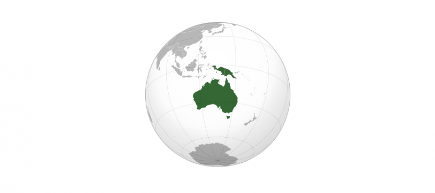 Australija: Ceo kontinent se pomera, menjaju se karte