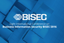 BISEC 2016: Konferencija o bezbednosti informacija