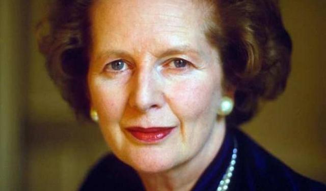 Margaret Tačer - prva žena
