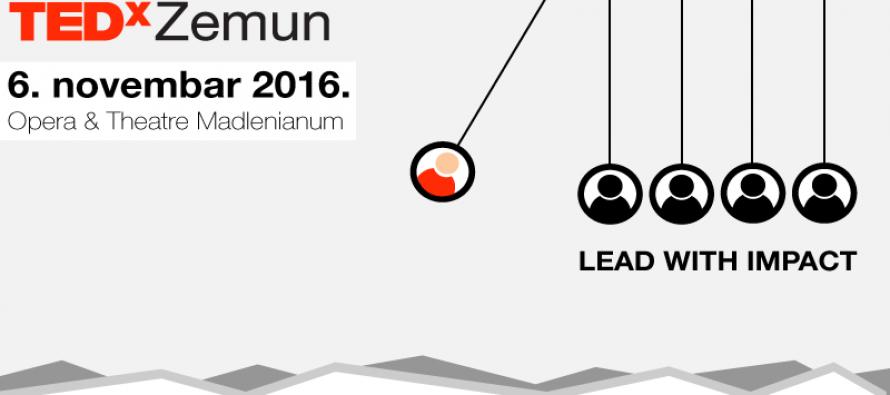 TEDxZemun 2016: Kako da postanem čovek koji menja svet