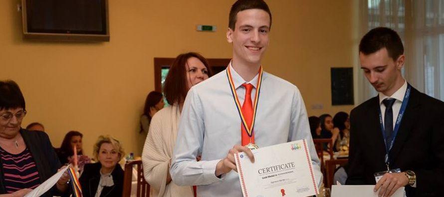 Najbolji mladi naučnik sveta – iz Srbije!