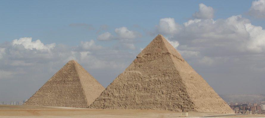 Kako izgleda unutrašnjost Keopsove piramide?