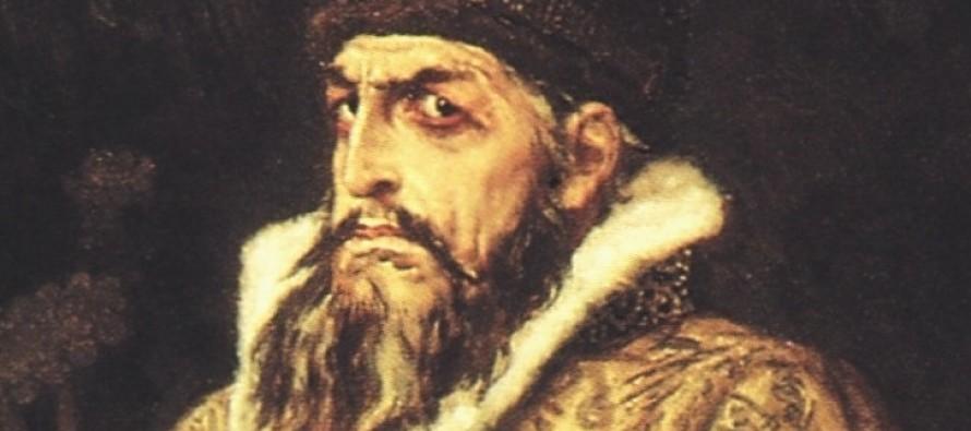 Prvi car Rusije - Ivan Grozni
