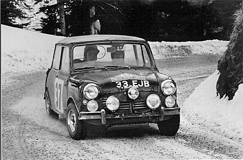 Prvi auto reli u Monte Karlu