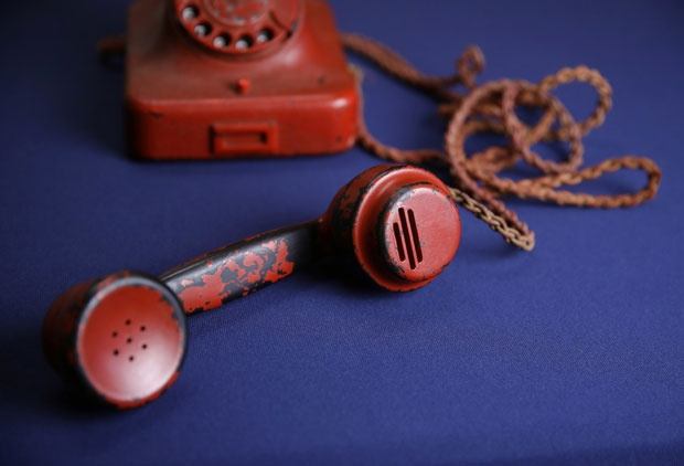 crveni telefon a.h.