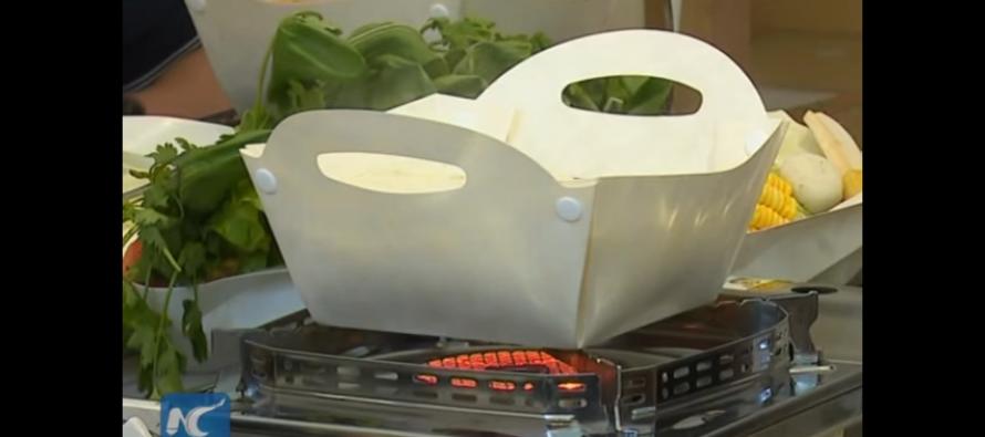 Budućnost materijala: Papir otporan na vatru i vodu!