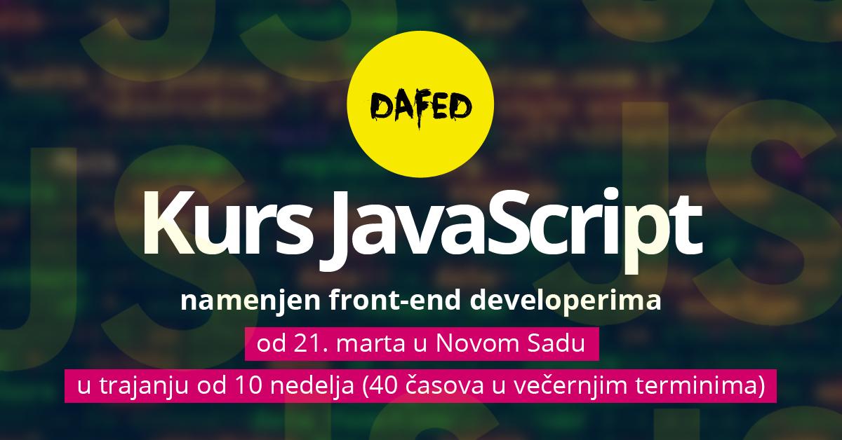 DaFED-JS-kurs-ns