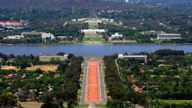 Kanbera - glavni grad Australije