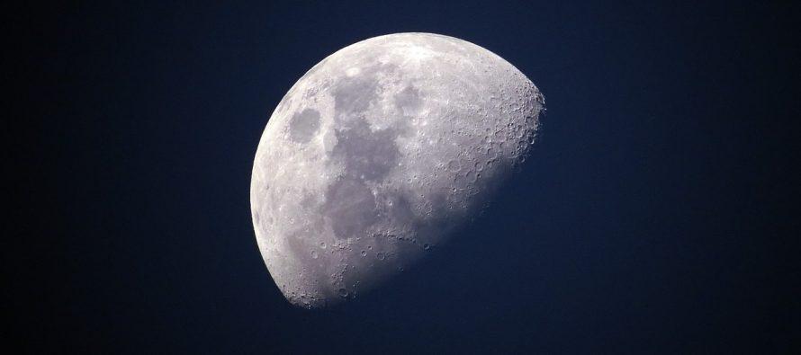 Otkrivena zaleđena voda na površini Meseca?