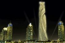 Dubai: Prva zgrada sa rotirajućim spratovima