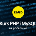 dafed kurs php