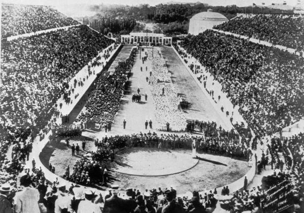 Prve olimpijske igre