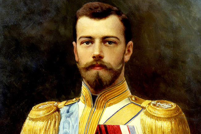 Nikolaj II Aleksandrovič Romanov