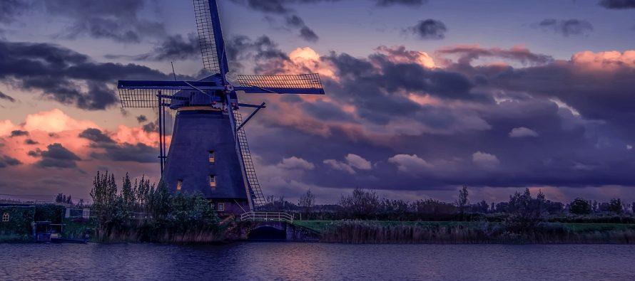 Holandija: Pušten u rad jedan od najvećih vetroparkova u svetu