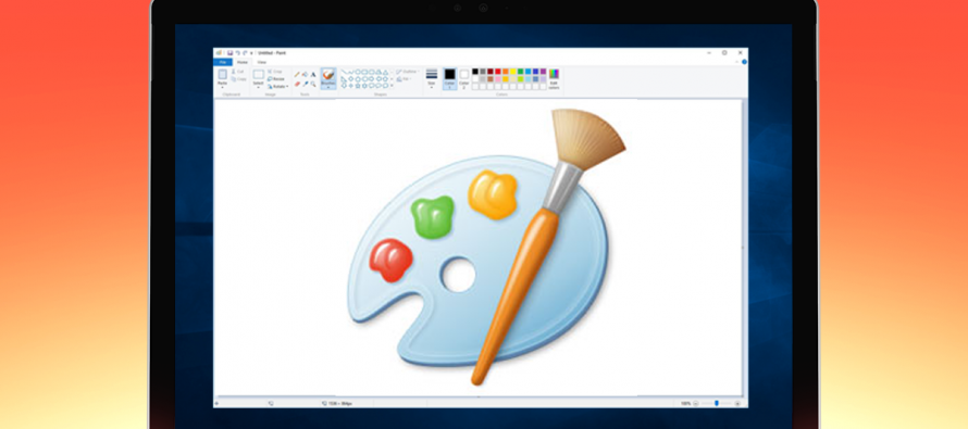 Paint ipak ostaje deo Windows-a