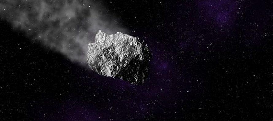 Asteroid TC4 uskoro proleteće pored Zemlje!