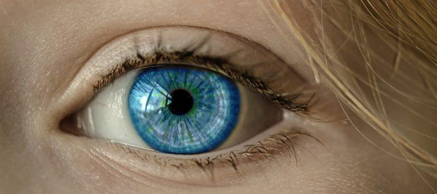 Plave oči nisu zapravo plave?