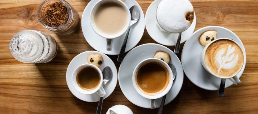 Znakovi da pijete mnogo kafe
