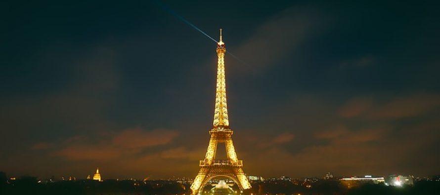 Fotografisanje Ajfelovog tornja noću je ilegalno?