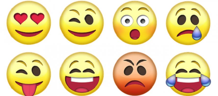 Najpopularniji emotikoni na društvenim mrežama