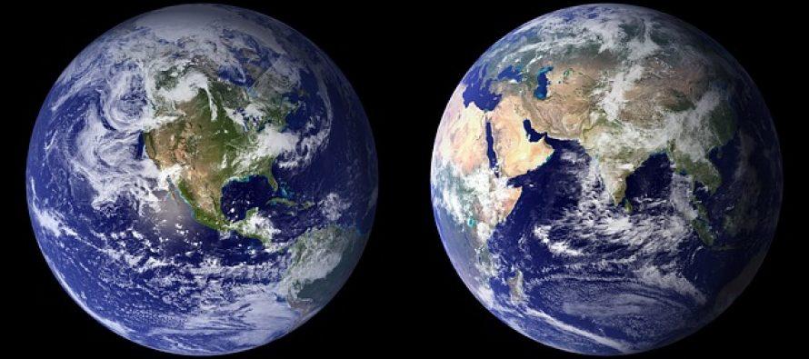 Koliko bi trajalo putovanje kroz središte Zemlje?