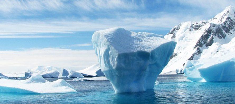Posledice globalnog zagrevanja: Okretanje džinovskog ledenog brega (VIDEO)