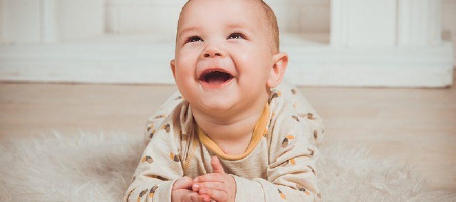 5 stvari koje niste znali o razvoju bebe