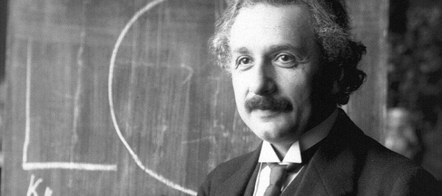 Šta je pisalo u Ajnštajnovom pismu nedavno prodatom?