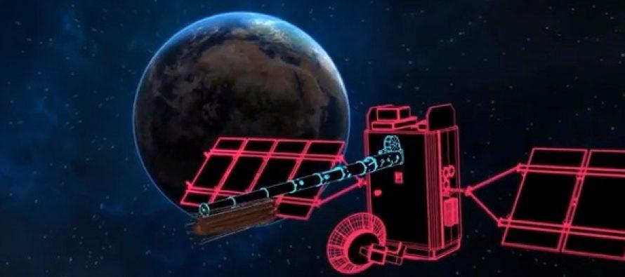 Naučnici pletu satelit od zlata